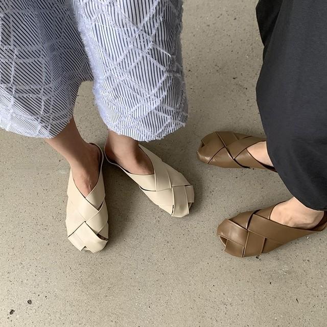 Weaving shoes(ウィービングシューズ)b-211