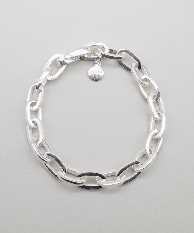 【blanc iris/ ブランイリス】B chain collection Sterling Silver Bracelet / ブレスレット