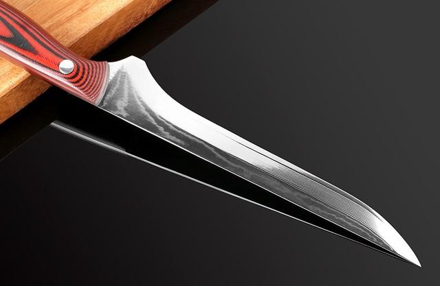 XITUO 2本セット 牛刀 骨スキ VG10  ks20102806