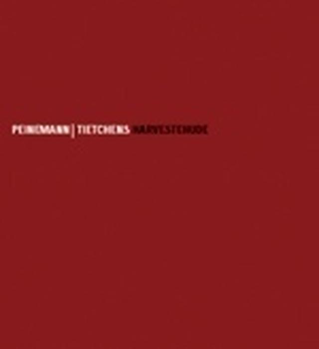 ASMUS TIETCHENS | MARTIN PEINEMANN - Harvestehude   2xCD - メイン画像
