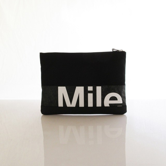 Clutch Bag / Black  CLB-0011