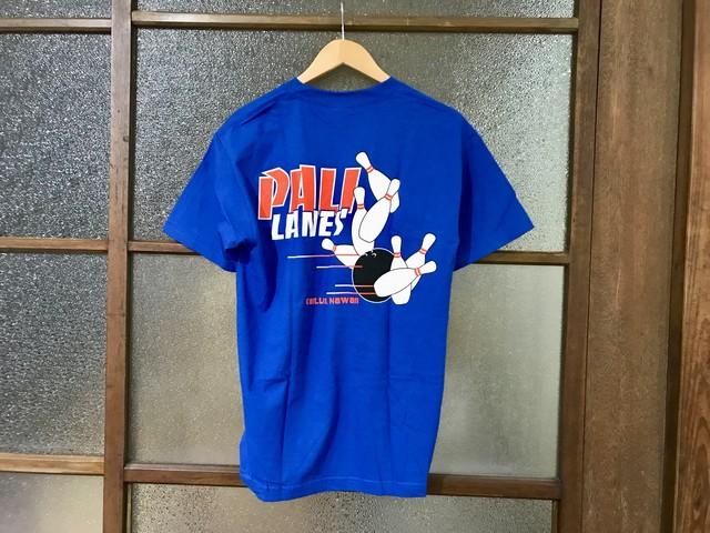 PALI LANES KAILUA.HAWAII TEE (BLUE)