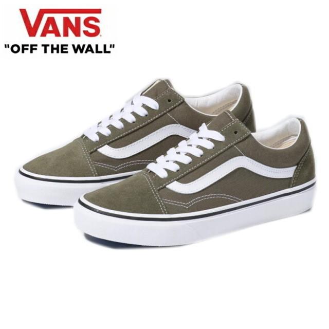 VANS VANS バンズ ヴァンズ オールドスクール スニーカー メンズ Old Skool GRAPE LEAF/TRUE WHITE