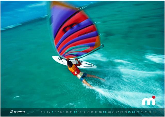 限定品 特大版ミストラル45周年記念写真集・2021年カレンダー