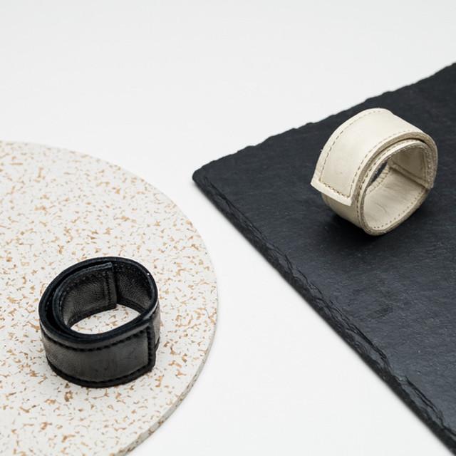 YARN&COPPER 真鍮製スカーフリング Mサイズ