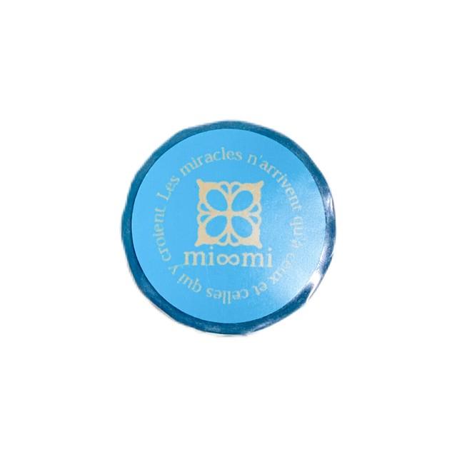 mi∞miオリジナルマスキングテープ(ブルー)