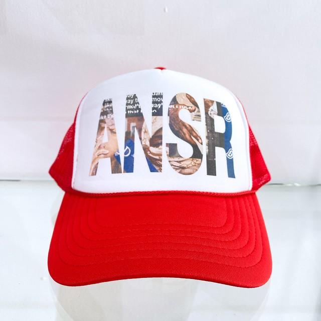 ANSWER COLLECTION / ANSR GRAPHIC MESH CAP