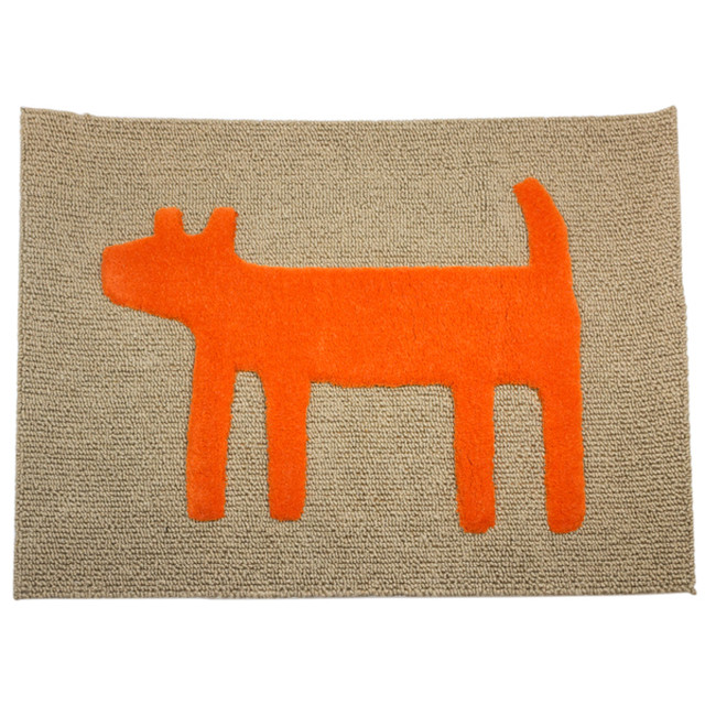 House Doggy Mat(M) レッド