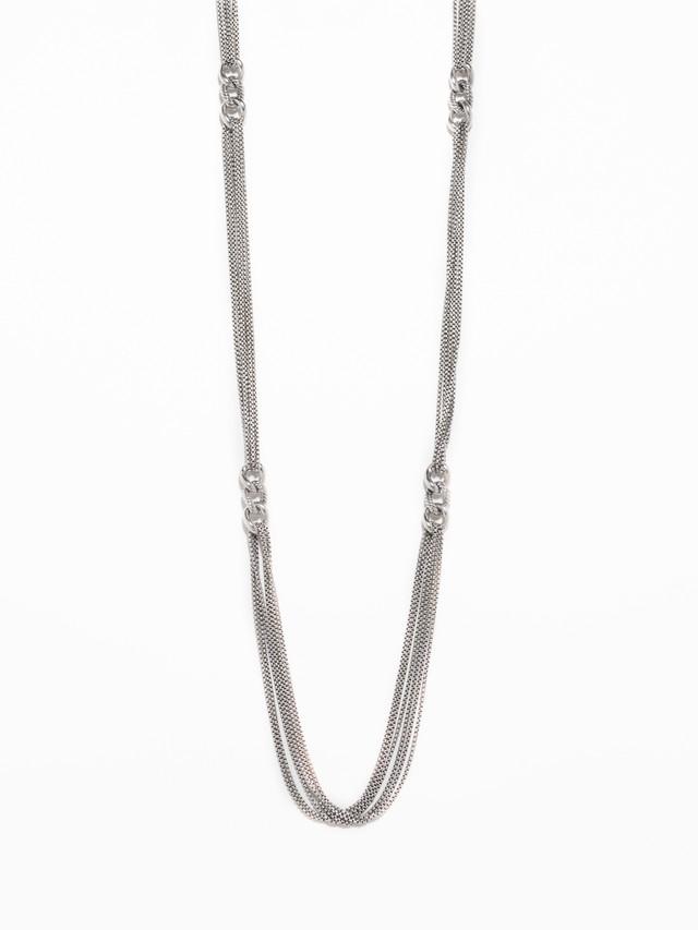 Mix Chain Link Necklace / David Yurman