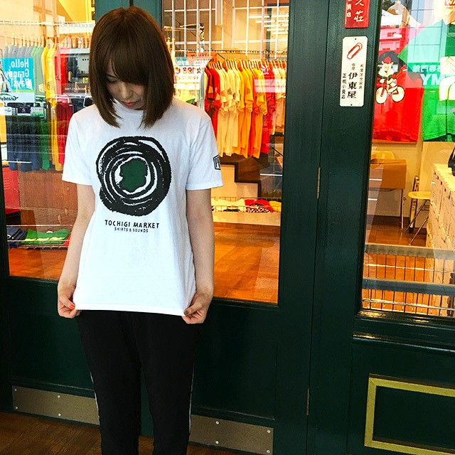 Tシャツ 栃木 SHIRTS&SOUNDS DONUTS Mサイズ