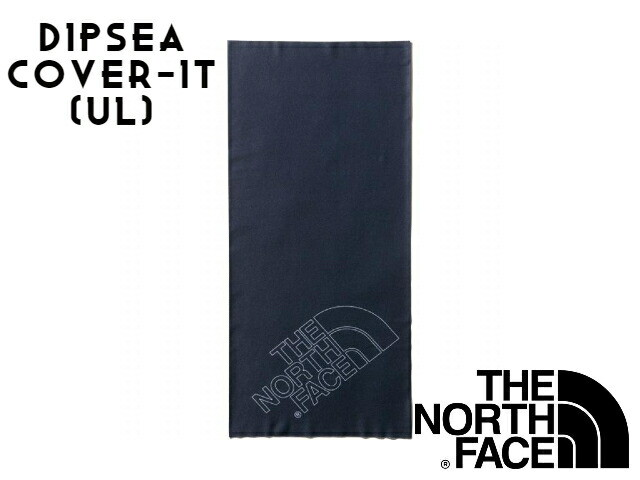 【TNF】 DIPSEA COVER-IT UL(Navy Line Logo)