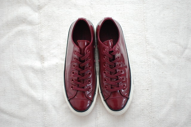 【USA企画】CONVERSE CT70 Enamel Red