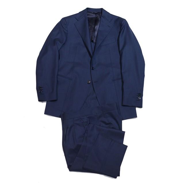 Luigi Grimaldi Napoli スーツ 各サイズ - ホーランド&シェリー Super 140's ウール