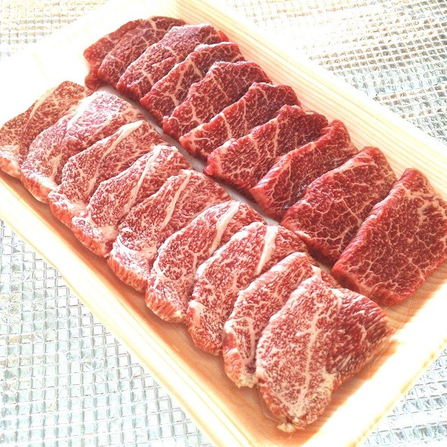 放牧黒毛和牛 焼肉上セット 265g