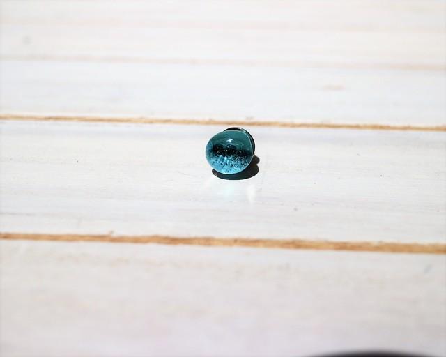 琉球ガラス タイタックピン プレゼントタイタックピン おしゃれタイタックピン 男性プレゼント