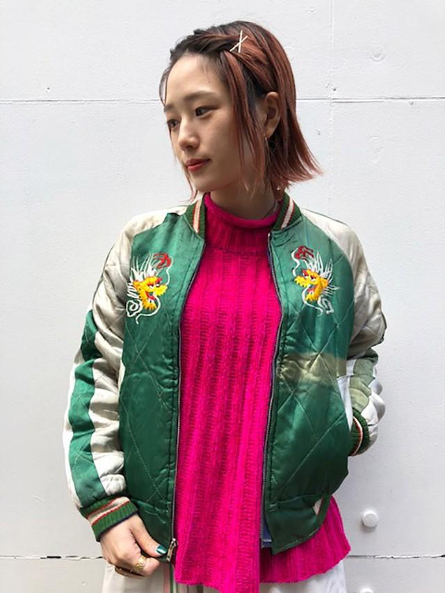 Vintage 60's YOKOSUKA jumper