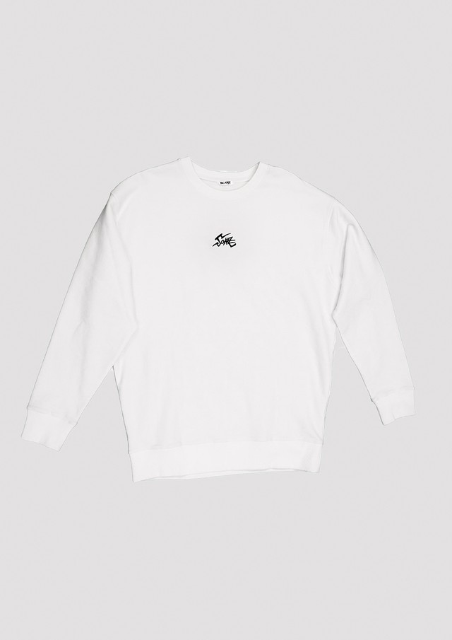 Sweatshirt : White
