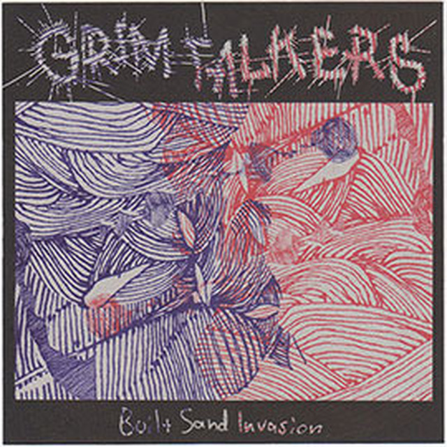 Grim Talkers - Built Sand Invasion.  CD - メイン画像