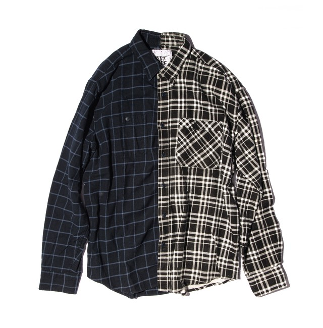 JUST NOISE BLACK LABEL: Shirt-002