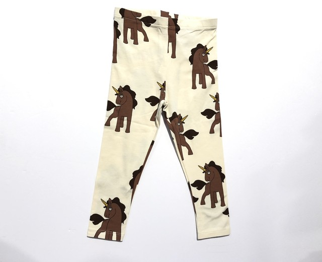 【20ss】 minirodini ( ミニロディーニ )  Unicorns aop leggings