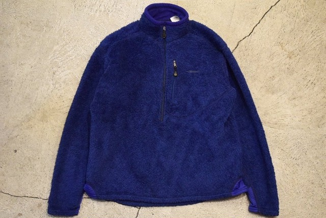 USED Patagonia  R2 Body Rug Pullover -Large F07