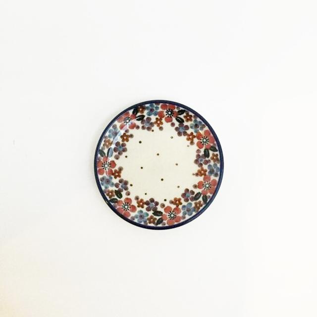 バイオレットブーケ 小皿10cm(97111338)