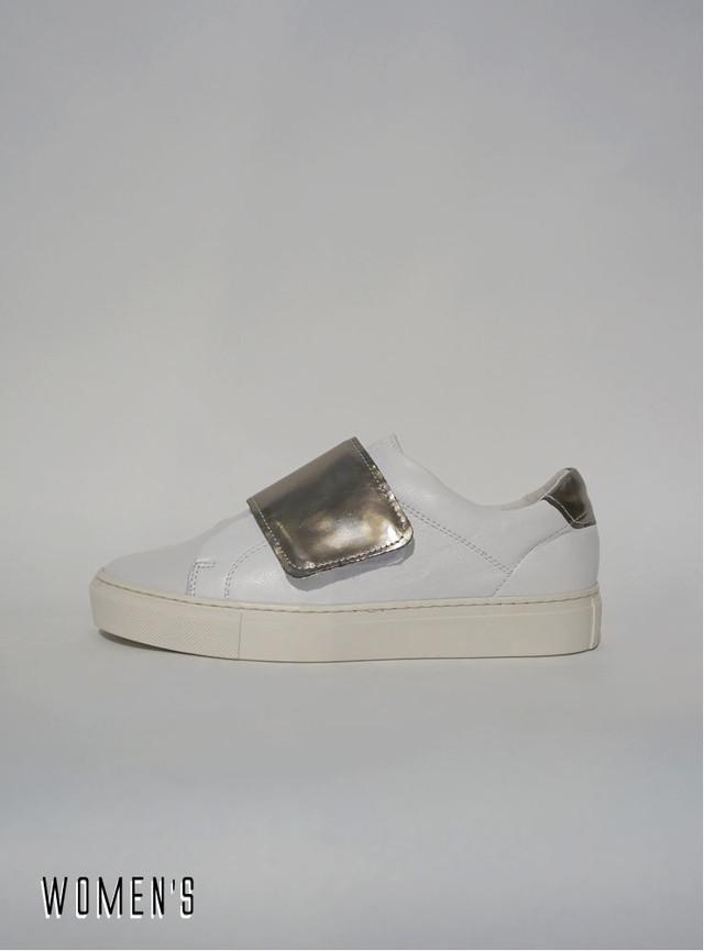 GARMENT PROJECT WMNS Classic Velcro ホワイト