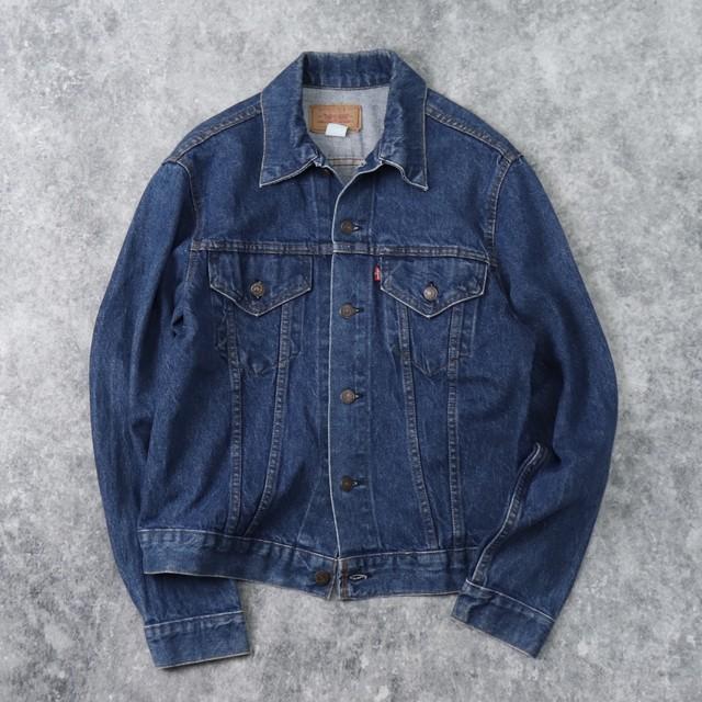 80年代 リーバイス 70505 - 0217 デニムジャケット 40 古着 A926
