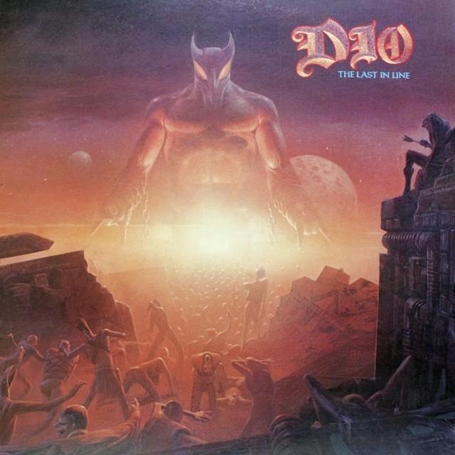 Dio / The Last In Line [25PP-131] - メイン画像