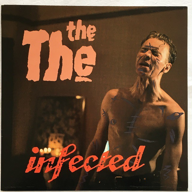 【LP・英盤】The The  / Infected (Limited Edition)