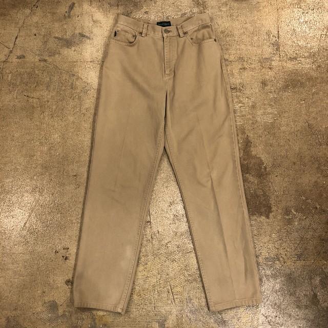 Lauren Color Pants ¥6,200+tax