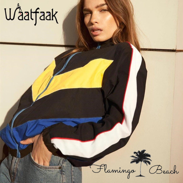 【FlamingoBeach】sport jacket