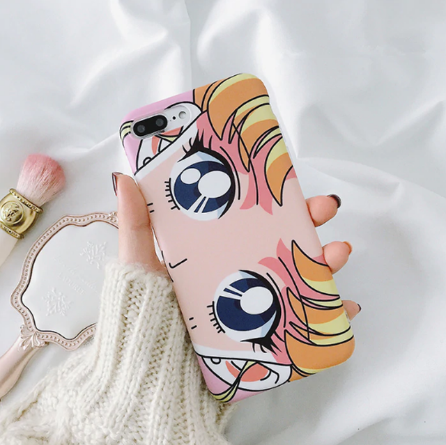 【オーダー商品】Girl eyes iphone case
