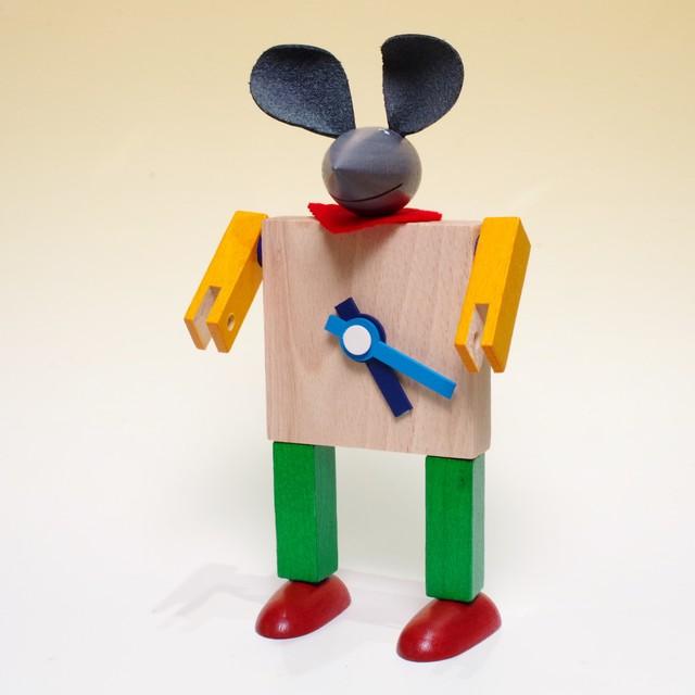 ケルナー時計 ネズミ