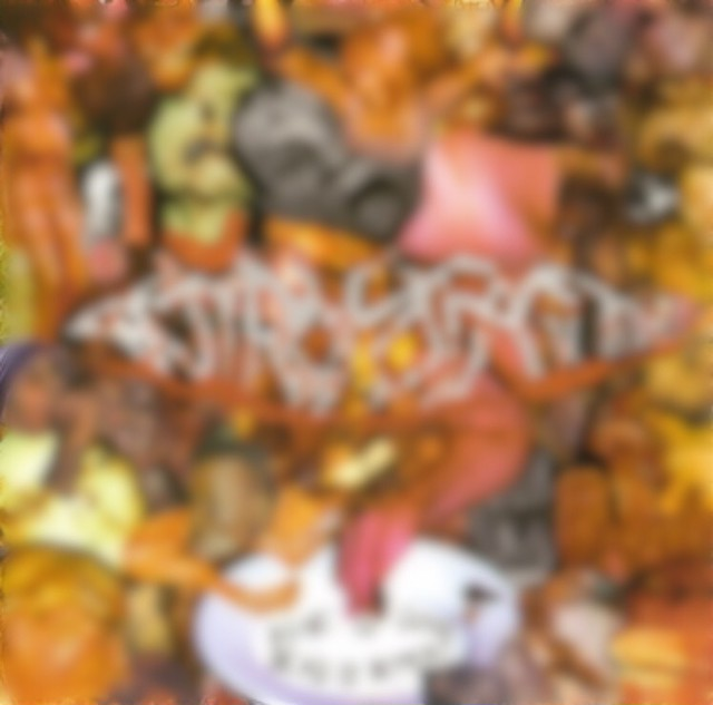【USED】ANTROPOFAGUS / ALIVE IS GOOD...DEAD IS BETTER!
