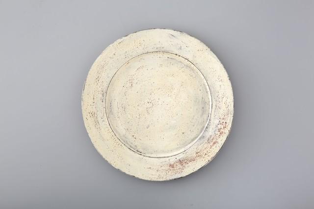 Rim plate (白) / 大澤 哲哉