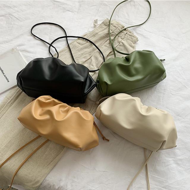 ◆即納◆がま口 フェイクレザー バッグ BG-05-9
