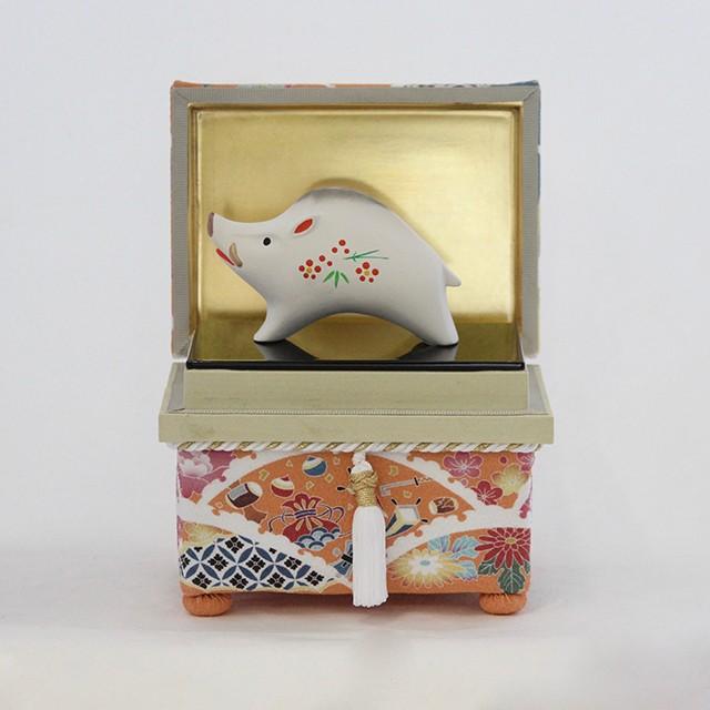 金沢インテリア茶箱クラブ 季(とき)の箱 「宝尽くし・亥」