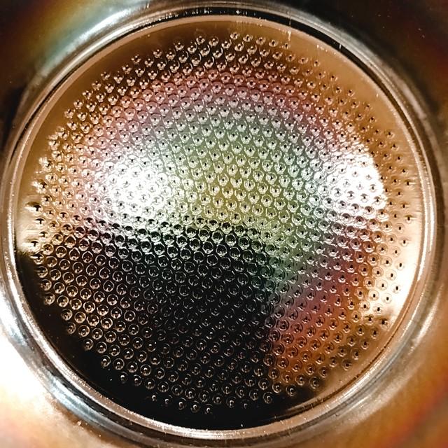 フィルターバスケット●IMS ナノテクコート 715孔 リッジレス B70 Nano Quartz ナノクォーツ E&B
