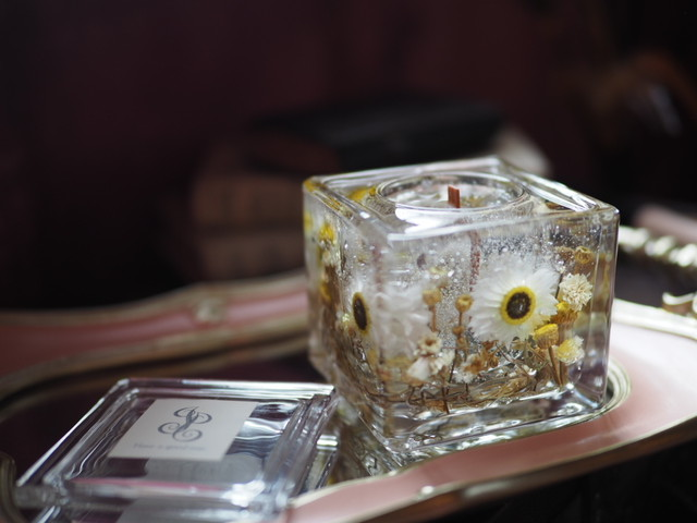 Flower aroma candle 8