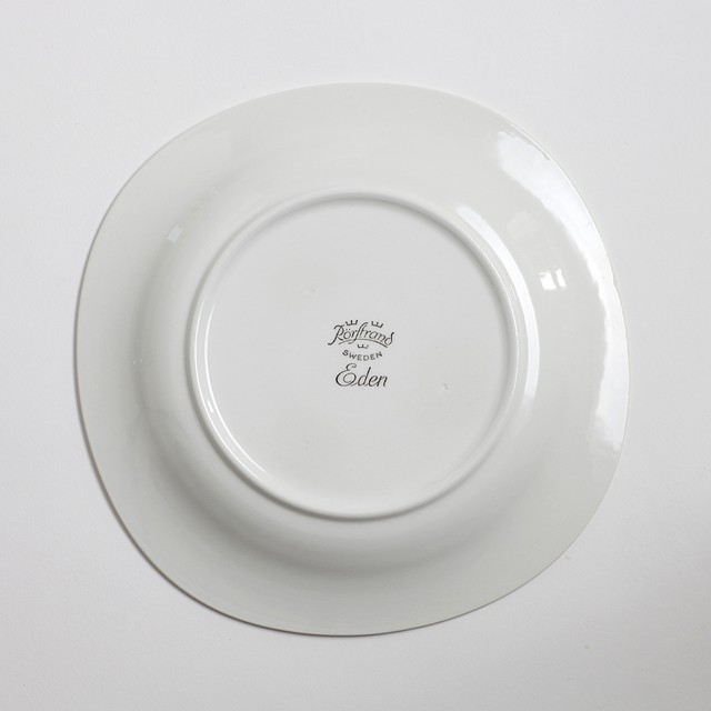Rorstrand ロールストランド Eden エデン 185mm皿 - 1 北欧ヴィンテージ
