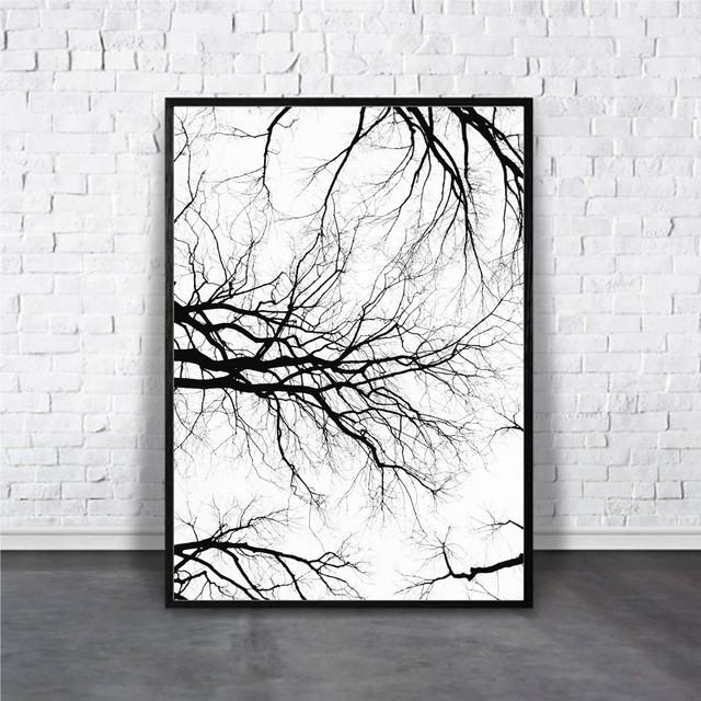 Tree in the sky / 【アートポスター専門店 Aroma of Paris】[AP-000285]