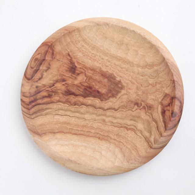 Jin Akihiro/Wooden Plate 30cm