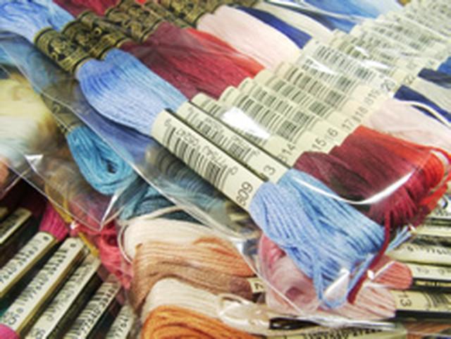 DMC25番刺繍糸単品 600番〜700番台