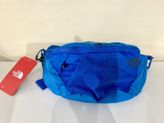 THE NORTH FACE HIP BAG (BLUE)
