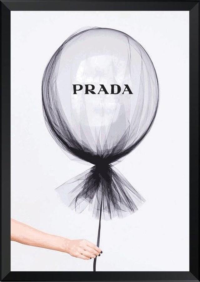 STARDESIGN 作品名:balloon  A4ポスター【商品コード: yg17】