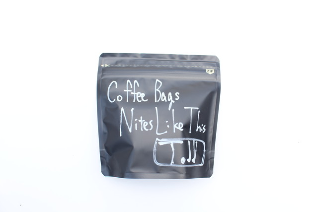 Todd Coffe Bags 10g×5P  Nites Like This Blend