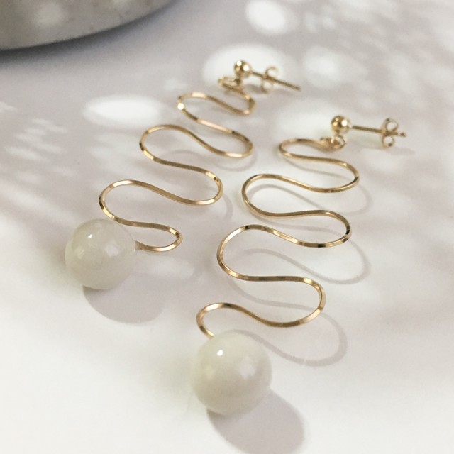 E-33 pierce(14KGF) or earring