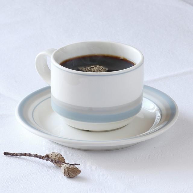 ARABIA アラビア Pallas パラス コーヒーカップ&ソーサー - 1 北欧ヴィンテージ