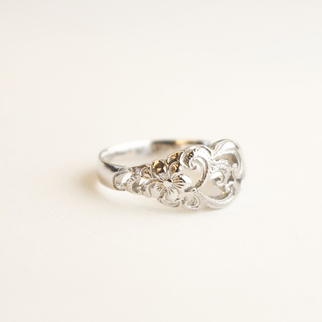 BEST SELLER | OVAL FILIGREE RING
